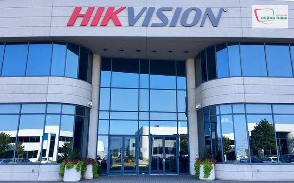 Camera Hikvision của nước nào sản xuất