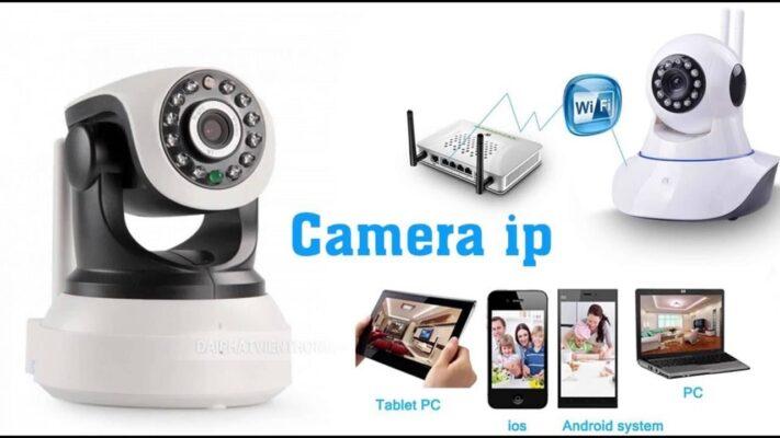 Camera Wifi là gì