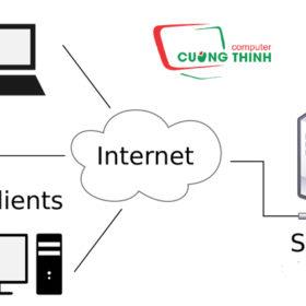 Mô hình Client Server