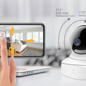 Cách lắp Camera IP không dây
