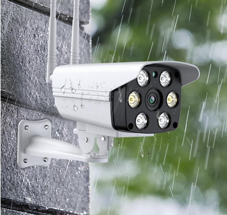 Camera chống trộm ngoài trời đặt chuẩn chống nước 100%