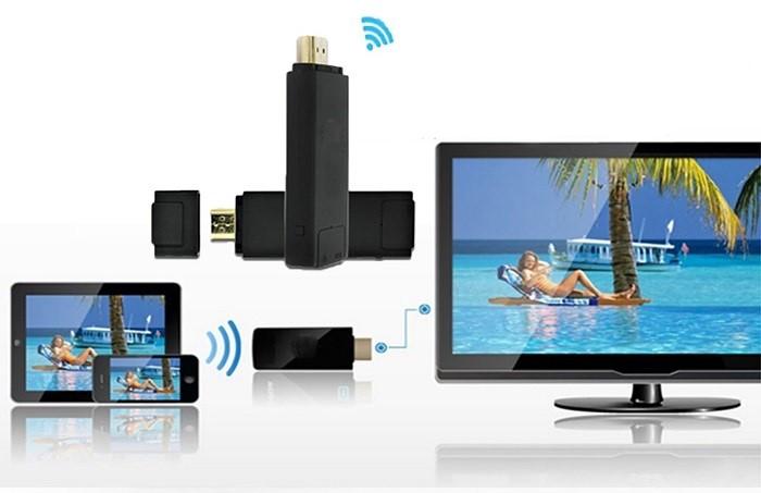Hướng dẫn kết nối iPhone với thiết bị HDMI không dây