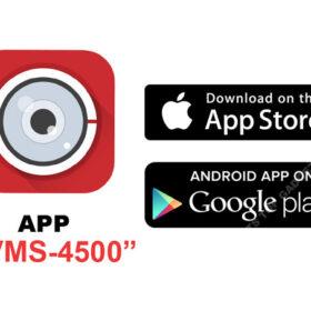 Phần mềm IVMS 4500