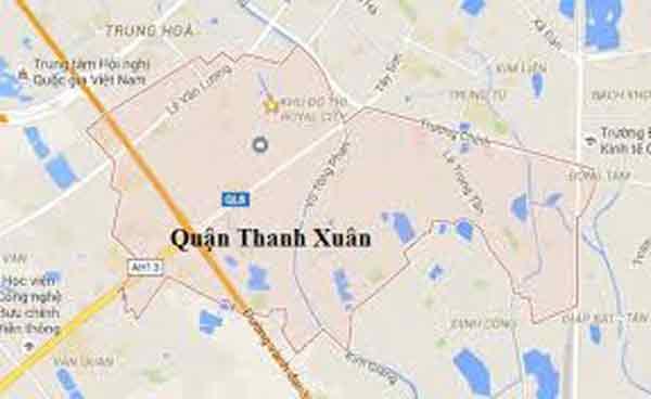Quận Thanh Xuân