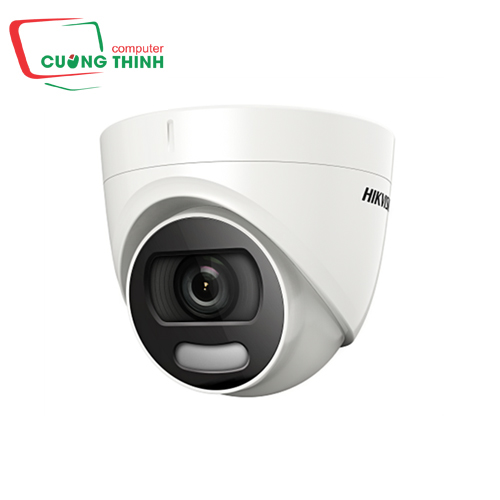 Camera HD TVI giám sát siêu nhạy sáng Mã DS-2CE72DFT-F