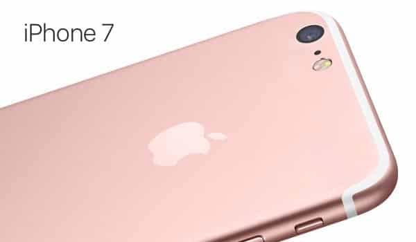Thiết kế iPhone 7