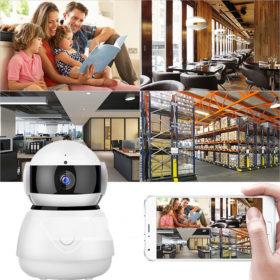 Camera lắp đặt phổ biến