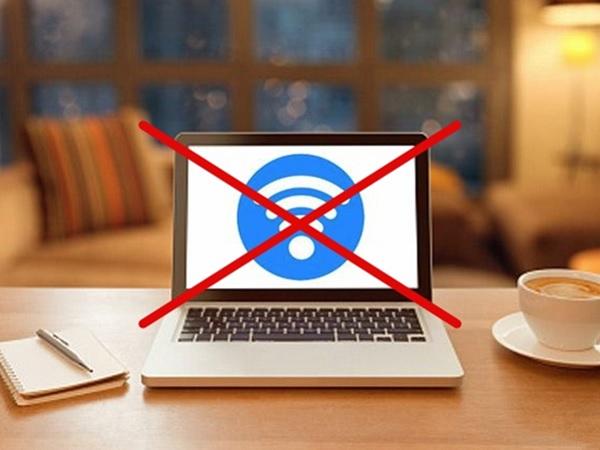 Nguyên nhân laptop không kết nối được Wifi