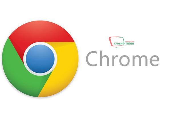 Phần mềm Google Chrome