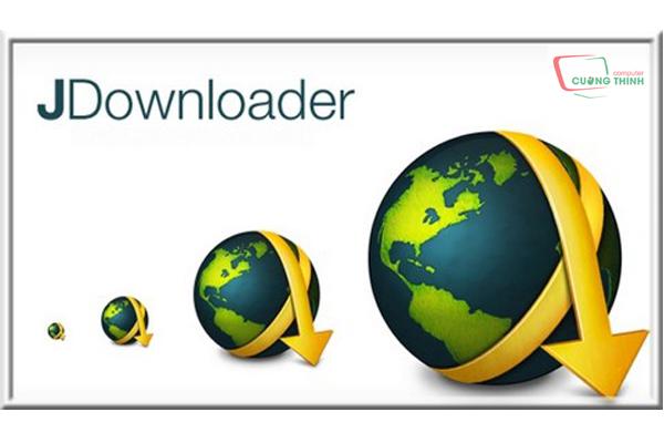 Phần mềm JDownload