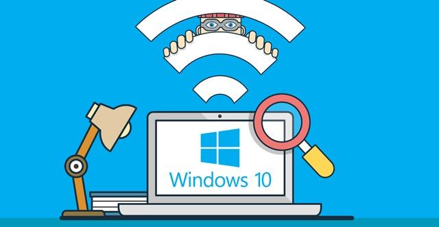 Sửa lỗi Laptop không kết nối được wifi Win 10