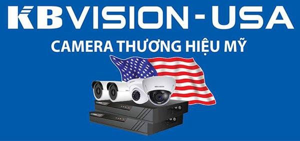 Camera Kbvision thương hiệu Mỹ