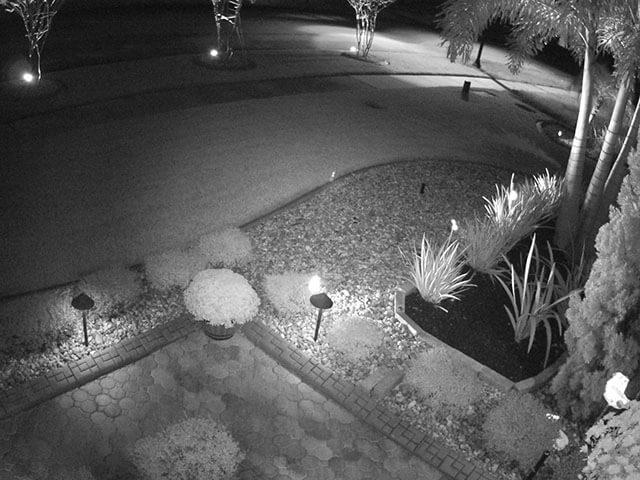 Camera hồng ngoại quan sát tốt vào ban đêm