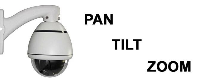 Hoat động Camera PTZ