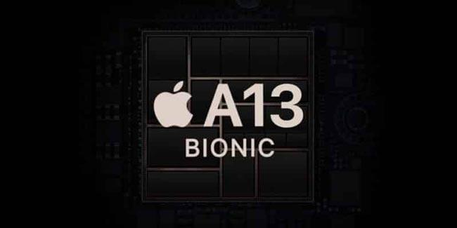 Hiệu năng iPhone 11 mạnh mẽ với chip A13