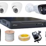Giải đáp thắc mắc: lắp đặt camera quan sát cần những gì?