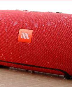 Loa bluetooth JBL với Vỏ bọc vải bền bỉ, thời thượng