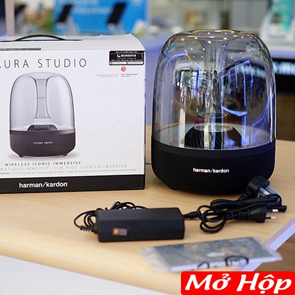 Mở hộp loa Aura Studio 2