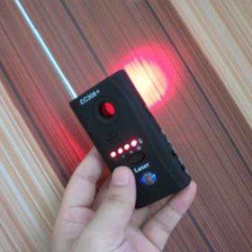 Sử dụng thiết bị dò tìm Camera ngụy trang