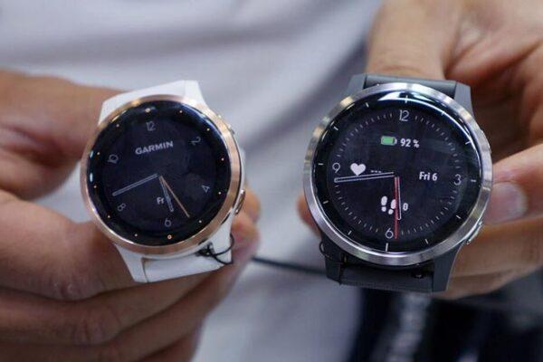 Thiết kế đồng hồ Garmin Vivoactive 4S