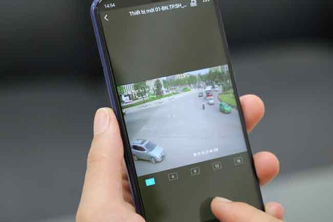 Hệ thống Camera có kết nối giám sát từ xa