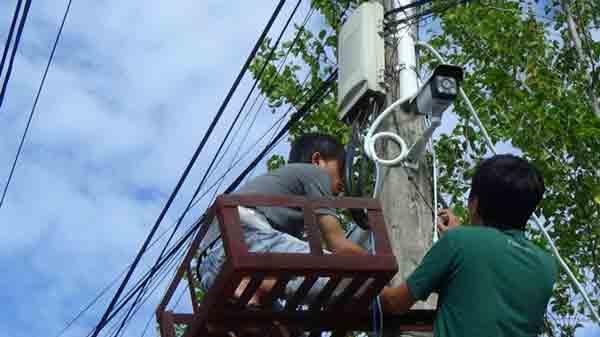 Lắp đặt camera tại Huyện Thanh Trì