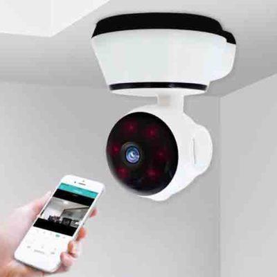Camera hiện đại đều có thể kết nối với internet để xem từ xa