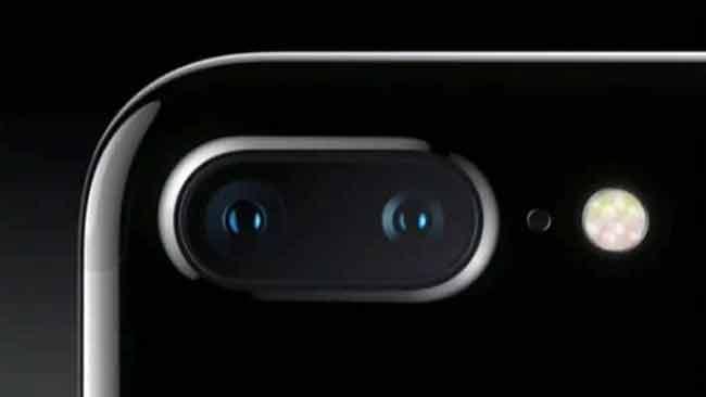 Camera kép lần đầu xuất hiện trên iPhone