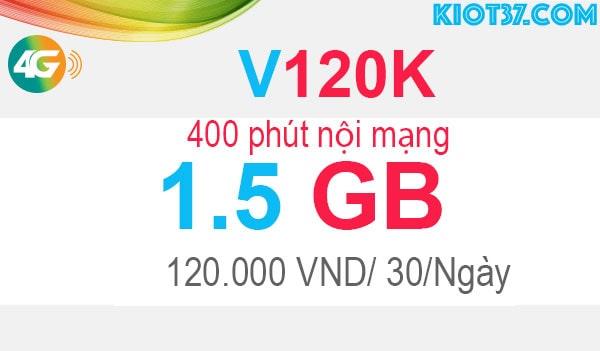 đăng ký V120K Viettel