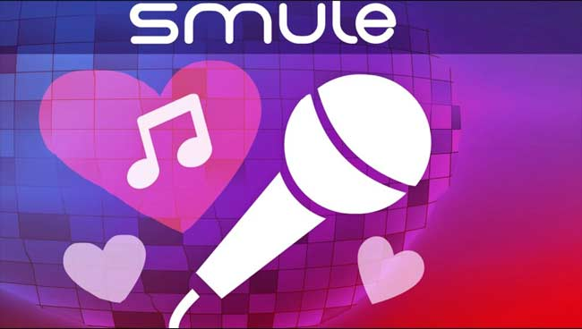 Ứng dụng karaoke cho iPhone - Smule