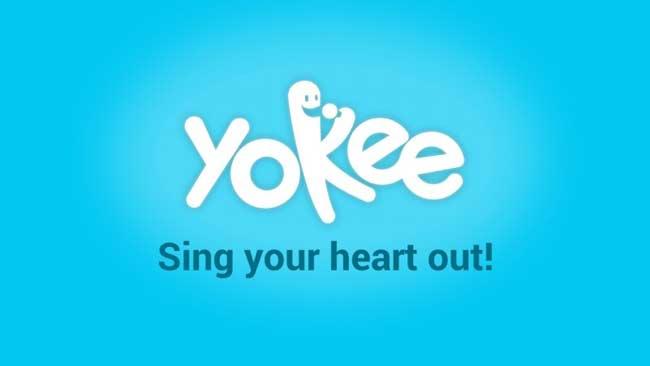 App hát Karaoke cho iPhone Yokee