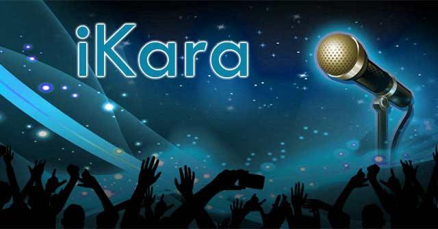 App hát karaoke - iKara