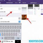 Hướng dẫn cách chèn ảnh vào bàn phím iPhone mới nhất 2021