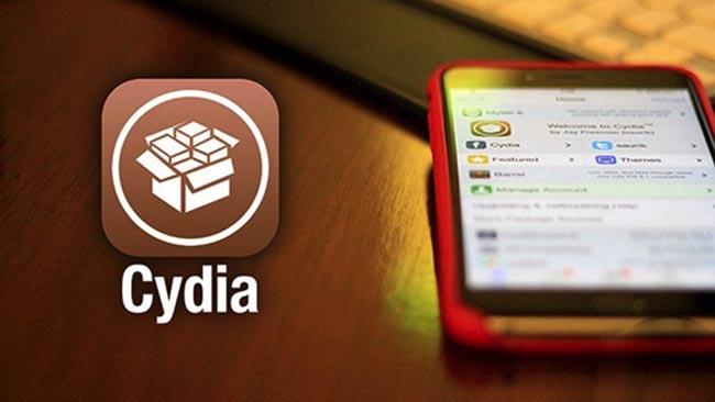 Kiểm tra iPhone đã Jailbreak bằng ứng dụng Cyndia