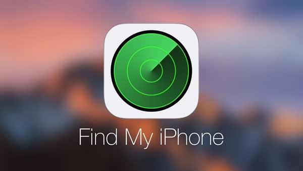 Tính năng Find My iPhone