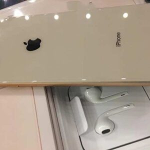 iPhone 8 Plus màu vàng gold