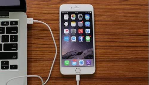 iPhone không kết nối được với iTunes
