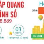 Lắp mạng viettel cáp quang Thị xã Hoàng Mai mạng Viettel
