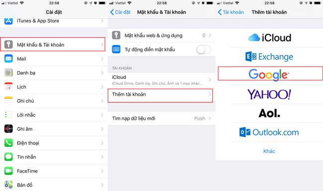 ng-nhập-tài-khoản-Gmail-vào-iPhone