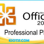 key office 2010 professional plus mới nhất 2020