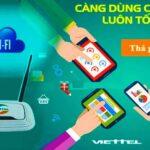 Lắp mạng Internet Viettel ở huyện Quỳ Châu