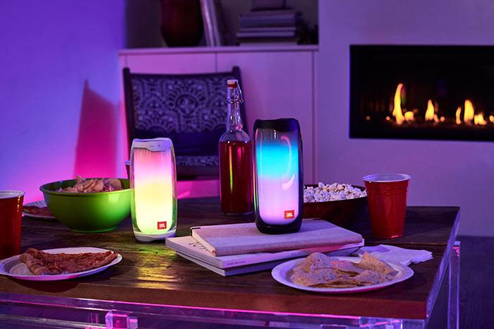 Hiệu ứng đền LED thông minh
