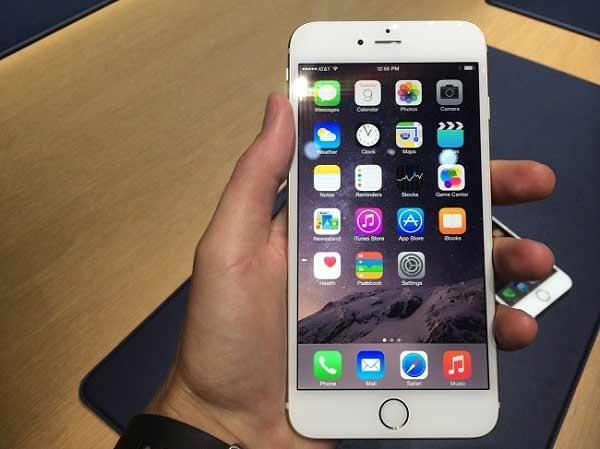 Màn hình iPhone 6 Plus bao nhiêu inch