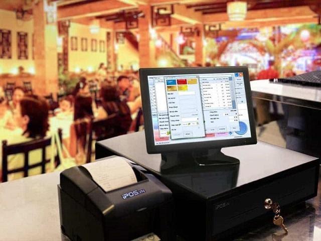 Phần mềm quản lý bán hàng iPOS PDA Order