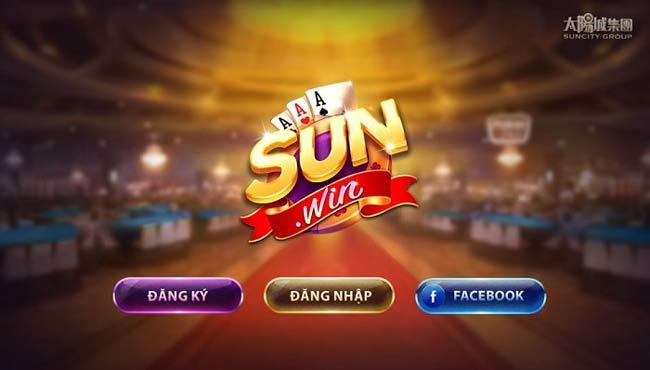 Cổng game đổi thưởng SunWin