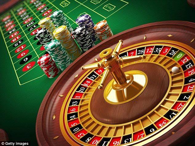 Game bài Roulette
