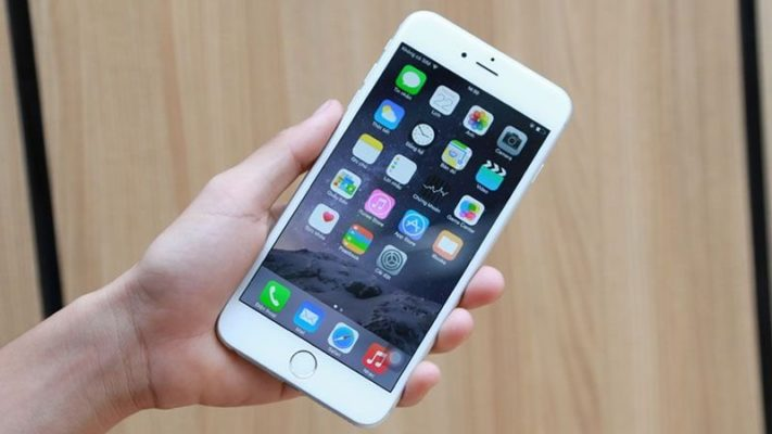 Thiết kế iPhone 6s Plus
