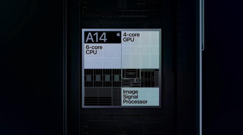 iPhone 12 series là smartphone đầu tiên sở hữu chip A14 Bionic theo tiến trình 5nm