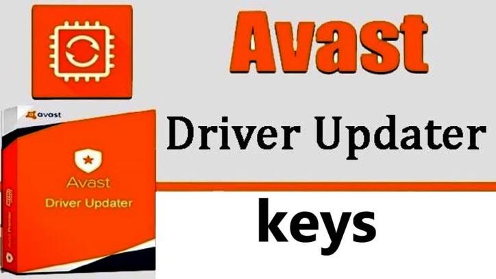 Cài đặt avast driver updater key