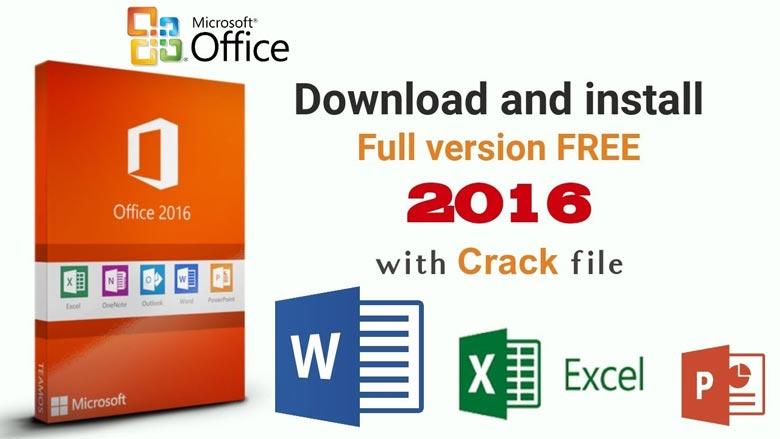Các bước cài phần mềm Microsoft office bằng cách sử dụng key office 2016 nhanh nhất